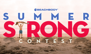 Summer Strong Contest!
