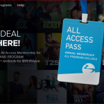 What does ALL-ACCESS Annual Pass Mean for Your Fitness?