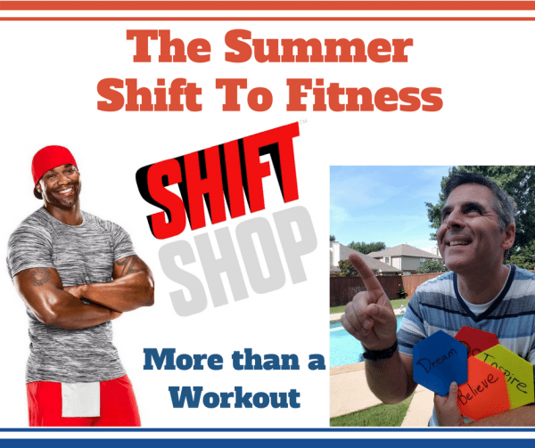 The Summer Shift To Fitness Group NEEDS YOU!