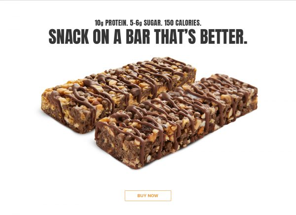 My New Go To Snack Bar!